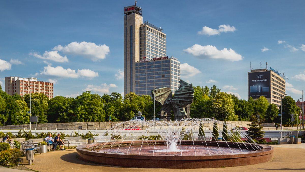 Handel a gospodarka Katowic